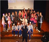 وزيرة الثقافة: أكاديمية الفنون بروما أحد أهم جسور التواصل بين مصر وإيطاليا