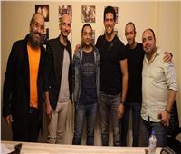 أحمد مجدى يشارك فى إنتاج «حبر أحمر»