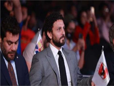 انتخابات الأهلي| حسام غالي يتقدم بأوراق ترشحه
