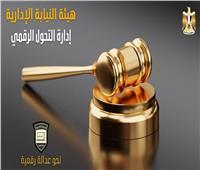 رئيس النيابة الإدارية : «الرقمنة» تسهل إجراءات التقاضي تحقيقا للعدالة الناجزة