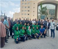 رئيس جامعة بنها: المهرجان الرياضي للأسر الطلابية كشّاف للمواهب