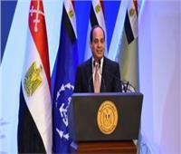 الرئيس السيسي: حرب أكتوبر نقطة تحول في التاريخ المعاصر ورمز لشموخ مصر وعزتها