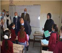 في اليوم الأول للسنة الدراسية.. مليون طالب فى 254 مدرسة بالقليوبية