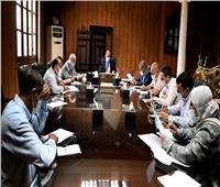 رئيس جامعة بني سويف يترأس اجتماعي لجنة المنشآت ولجنة شئون أعضاء هيئةالتدريس