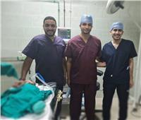 نجاح عملية منظار بالغة الدقة لطفلة 3 شهوربمستشفى الأطفال التخصصي بالبحيرة