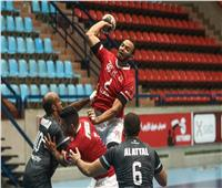 «رجال يد الأهلي» يواجه الطيران في بطولة الدوري