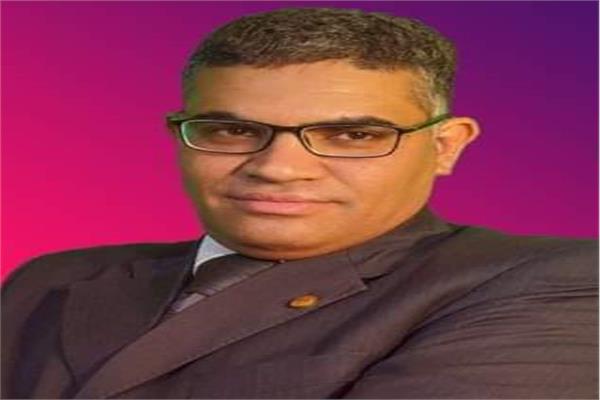 الكاتب الصحفي مهدى عبد الحليم