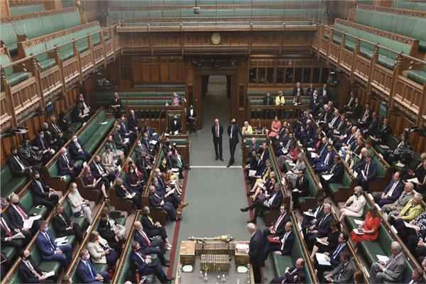 البرلمان البريطانى