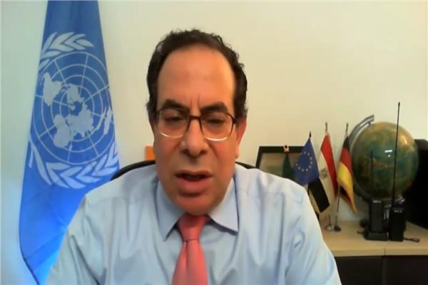 د. سعيد البطوطى مستشار منظمة السياحة العالمية