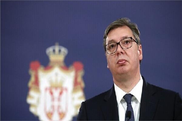 الرئيس الصربي