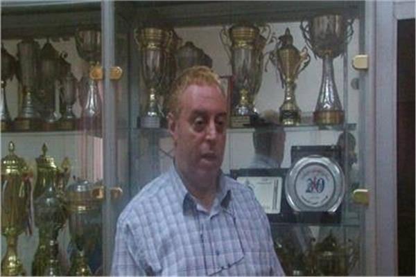 هشام الجندي رئيس اتحاد الشطرنج