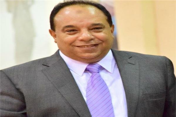 معتز عاشور رئيس الاتحاد المصرى لتنس الطاولة