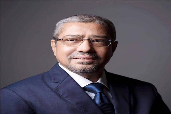 ابراهيم العربي رئيس غرفة القاهرة التجارية