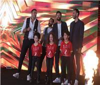 7 مطربين يشاركون في حفل تدشين النجمة العاشرة بأغنية «الأهلي القمة»
