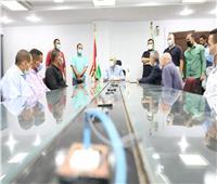 مياه المنيا: تكريم المحصلين والقراء المتميزين بالشركة