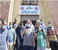 محافظ أسيوط: تجديد مستشفى أبنوب المركزي بالكامل