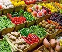 أسعار الخضروات والفاكهة خلال تعاملات اليوم  في السوق المحلي