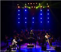 الحفل الأول لأوركسترا فؤاد ومنيب بساقية الصاوي أول أكتوبر