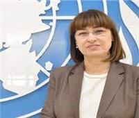 المُنسقة المقيمة للأمم المتحدة في مصر تلتقى شوقى  لبحث مجالات التعاون المشتركة