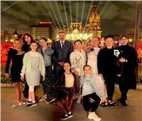 تكريم روسيا فى مهرجان جوتير الدولى بالقاهرة