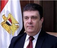 حسين زين يشارك بالمنتدى الدولى للاتصال الحكومي بالشارقة