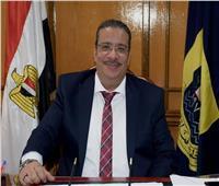 رئيس جامعة قناة السويس يفتتح صالة الجمباز و3 قاعات بكلية التربية الرياضية بالاسماعيلية