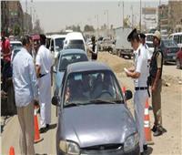 ضبط 6227 مخالفة متنوعة في حملات لتحقيق الانضباط المروري خلال 24 ساعة