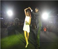 روچينا عن رقصها مع راغب علامة : أشرف زكي متفهم جدًا