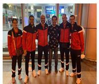 منتخب فرق الريشة الطائرة يخسر من اليابان فى فنلندا