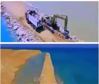 تطوير وتنمية الموانئ المصرية
