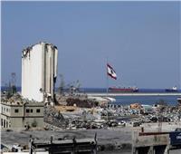 مصدر قضائى لبنانى : تجميد التحقيق فى انفجار مرفأ بيروت