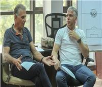 مؤتمر صحفي لكيروش قبل تدريب المنتخب غدا