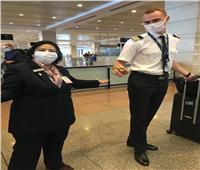 الخطوط الأفريقية تستأنف رحلاتها لمطار القاهرة الدولى