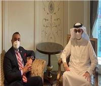 سفير مملكة البحرين بمصر يلتقي مدير المكتب الإقليمي العربي للاتحاد الدولي للاتصالات