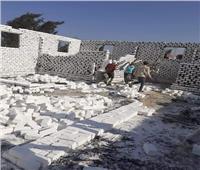 محافظ بني سويف:إزالة 182 حالة تعدٍ على أملاك الدولة