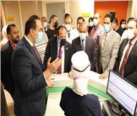 «الرعاية الصحية» إشادات عربية ودولية بمنظومة التأمين الصحي الشامل الجديد