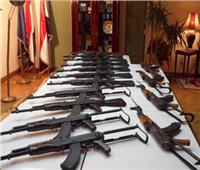 ضبط 41 سلاحًا ناريًا و133 قضية مخدرات وتننفيذ 44 ألف حكم.. في 24 ساعة