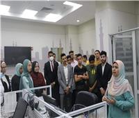 مركز الأزهر العالمي للفتوى الإلكترونية يستقبل تاسع أفواج برلمان الشباب