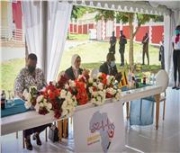 وزيرة الصحة: الرئيس السيسي يولي اهتمامًا كبيرًا بدعم الأشقاء الأفارقة