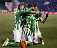 الدوري الإسباني  بيتيس يهزم ألافيس في الوقت القاتل
