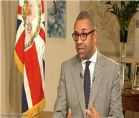 وزير بريطاني: باب الدبلوماسية ما زال مفتوحا مع إيران