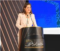 وزيرة التخطيط: الجائحة فرضت تحديات هائلة وأنجزت فى ميكنة الخدمات الحكومية