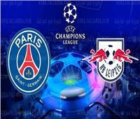 بث مباشر| مباراة باريس سان جيرمان ولايبزيج في دوري الأبطال