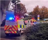 إجراءات أمنية مشددة فى مطار بريطاني