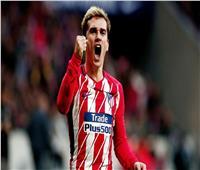 دوري الأبطال| جريزمان يسجل هدف التعادل لأتلتيكو مدريد في ليفربول