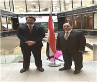 معيطلقيادات «بورصة لندن»: مصر تقود الشرق الأوسط وشمال أفريقيا نحو الاستثمار الأخضر