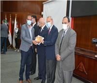 «الهجان» يكرم المشاركين في «صناعية مصر» بـ«القليوبية»