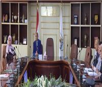 محافظة بني سويف تناقش مستجدات العمل في تطبيق منظومة ميكنة إدارة أصول وأملاك الدولة