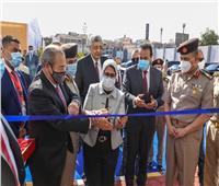 وزيرة الصحة: تنفيذ المشروع القومي للتبرع بالبلازما يتحقق بدعم السيسى