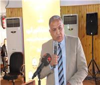 خلال الاحتفال بانتصارات أكتوبر..نائب رئيس جامعة الأزهر: ٣٠ يونيو امتداد لعبور ٧٣
